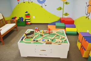 Childrens Interactive Area