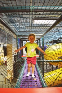 Fun at Chantilly's Indoor Playground