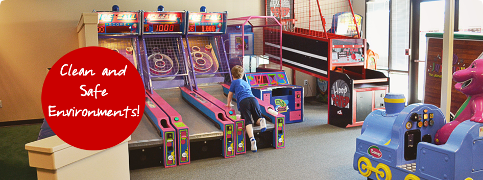 Fun Toddler Activities in Kid Junction Chantilly Location