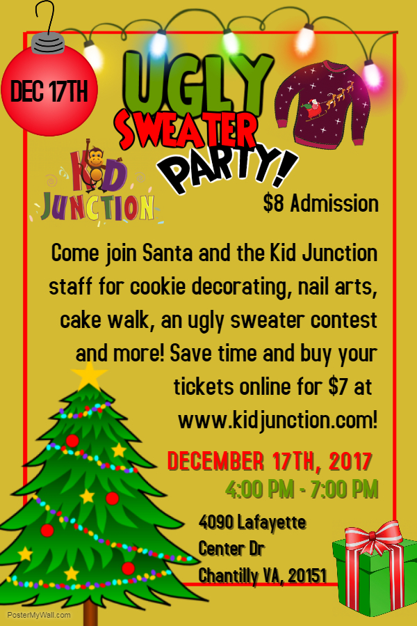 Copy of UGLY SWEATER PARTY